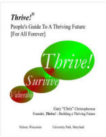 Thrive! - People's Guide to Thriving Future For All Forever